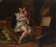 FRENCH SCHOOL: THE AMOROUS ARTIST