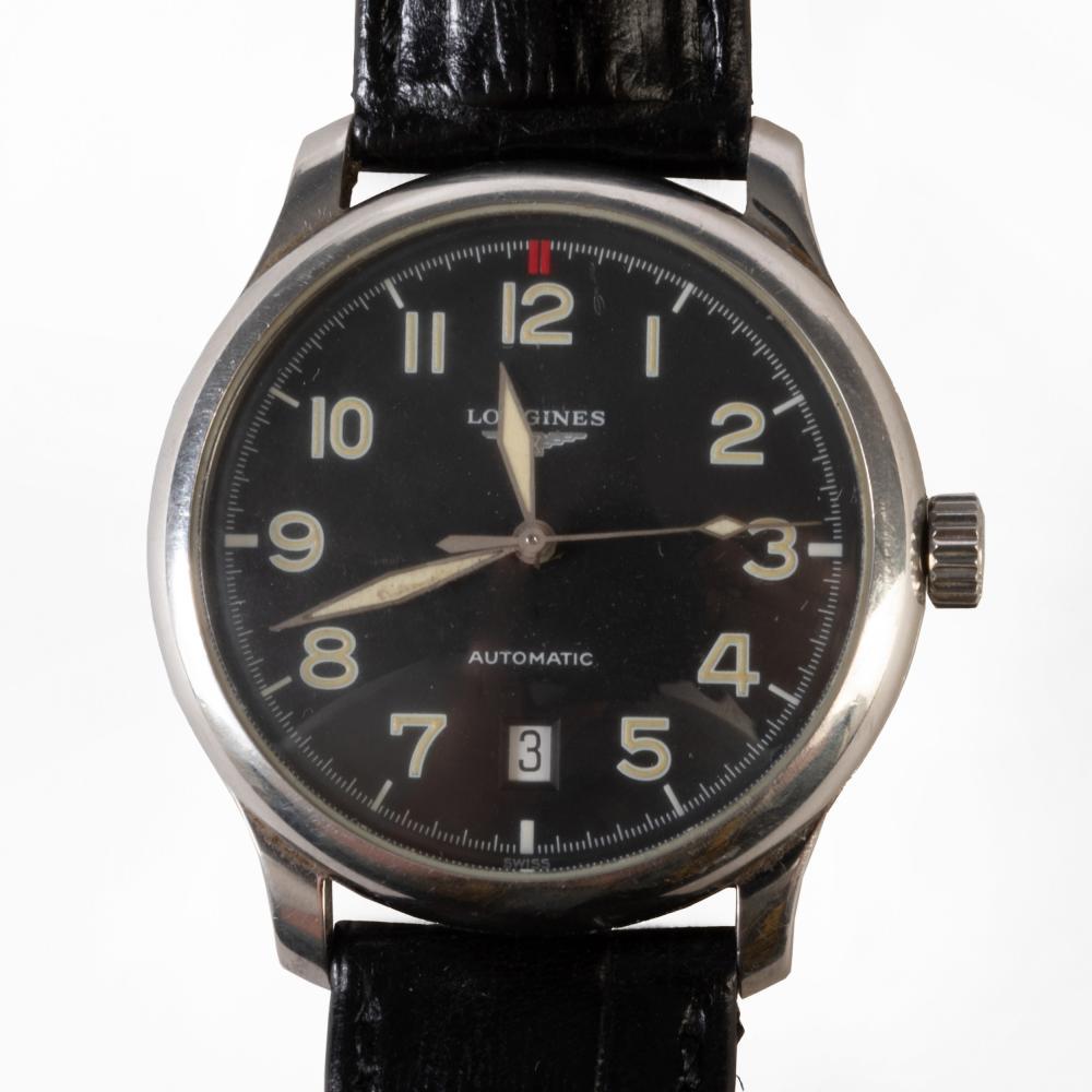 Longines Avigation Special Series Steel Watch