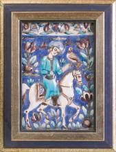 PERSIAN GLAZED TILE