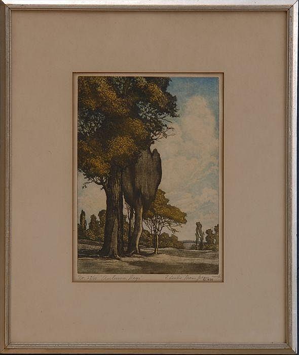 F. LESLIE THOMPSON (1889-1963):