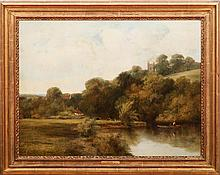 FREDERICK WILLIAM WATTS (1800-1870): ON THE WYE