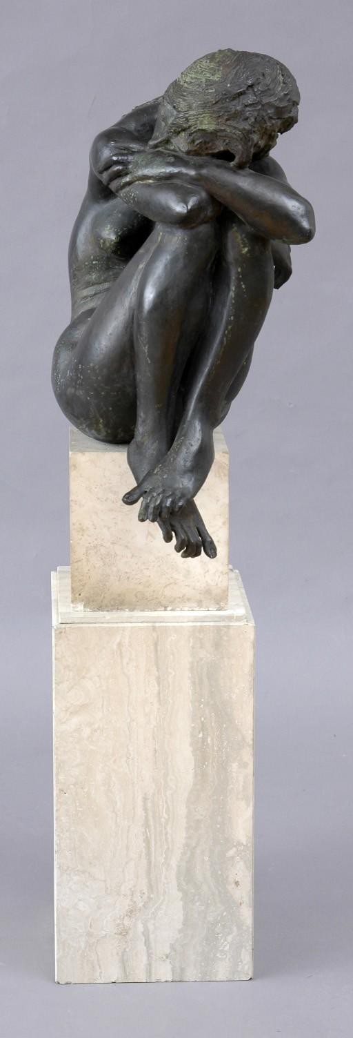 ELBERT WEINBERG (1928-1991): LONG-HAIRED MAIDEN