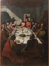 CONTINENTAL SCHOOL: THE LAST SUPPER
