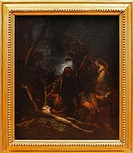 OTTAVIANO DANDINI (1681-1740): WITCHES AT A BLACK MASS