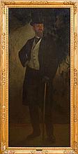 ALFRED PALMER (1877-1951): BARON VON VOSS