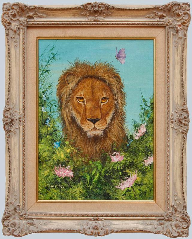 LYNN CHASE: LION