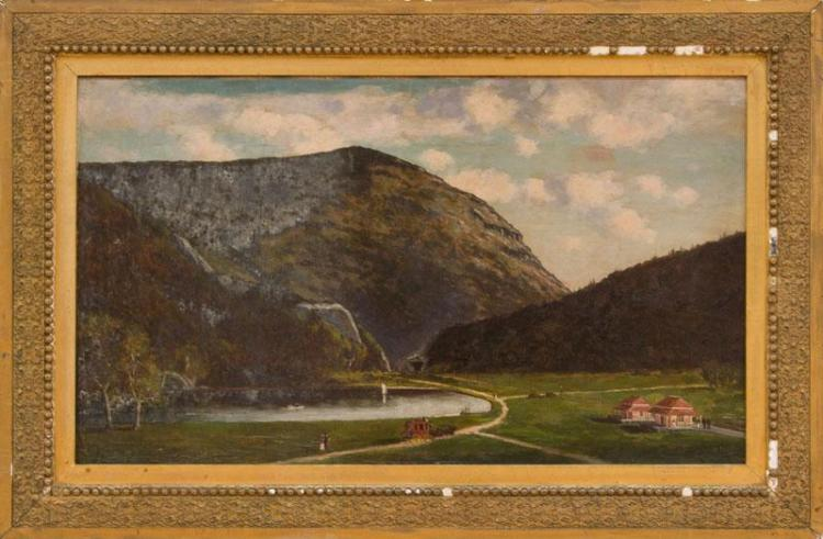 FRANK HENRY SHAPLEIGH (1842-1906): THE CRAWFORD NOTCH