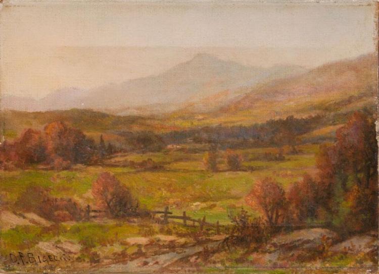 DANIEL FOLGER BIGELOW (1823-1910): INTERVALE