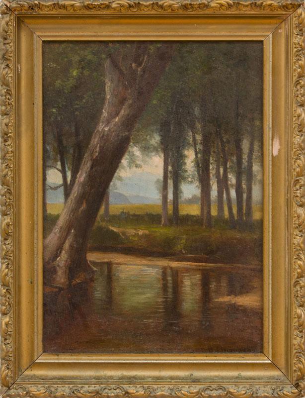 BENJAMIN CHAMPNEY (1817-1907): LANDSCAPE