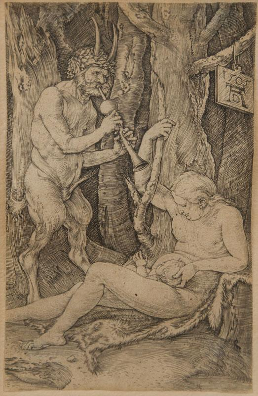 ALBRECHT DÜRER (1471-1528): THE SATYR FAMILY