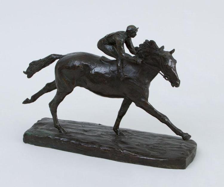 JOHN RATTENBURY SKEAPING (1901-1980): RACE HORSE AND JOCKEY