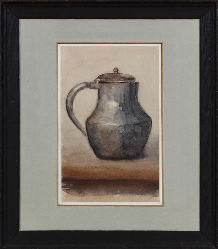 EDMOND EUGÉNE DUC (1856-?): JUG