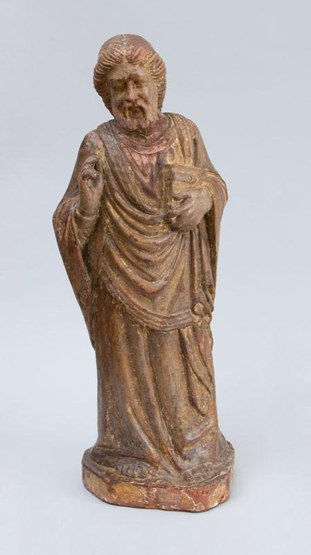 ITALIAN SCHOOL: FIGURE OF CHRIST THE REDEEMER