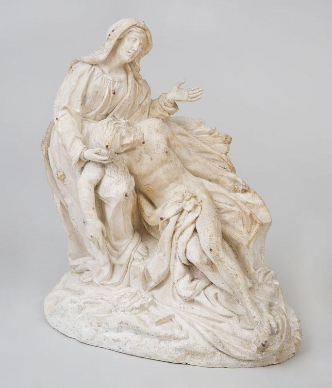 ITALIAN SCHOOL, POSSIBLY ANTONIO MONTAUTI (1685-1740): PIETA