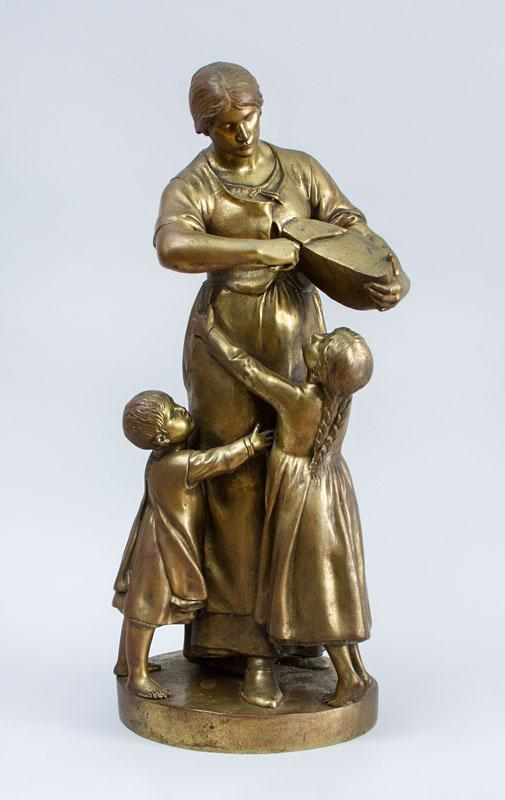 LOUISE-ETIENNE-MARIE ALBERT-LEFEUVRE (1845-1924): LE PAIN