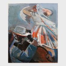 Raymond Kanelba (1897-1960): Polish Peasant Wedding