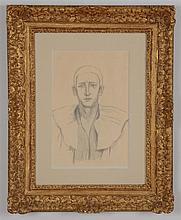 WALT KUHN (1880-1949): STUDY OF A CLOWN, 1932