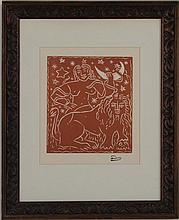 ANDRÉ DERAIN (1880-1954): ZODIAC