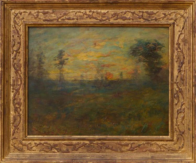 MARIA A''BECKET (1840-1904): LANDSCAPE