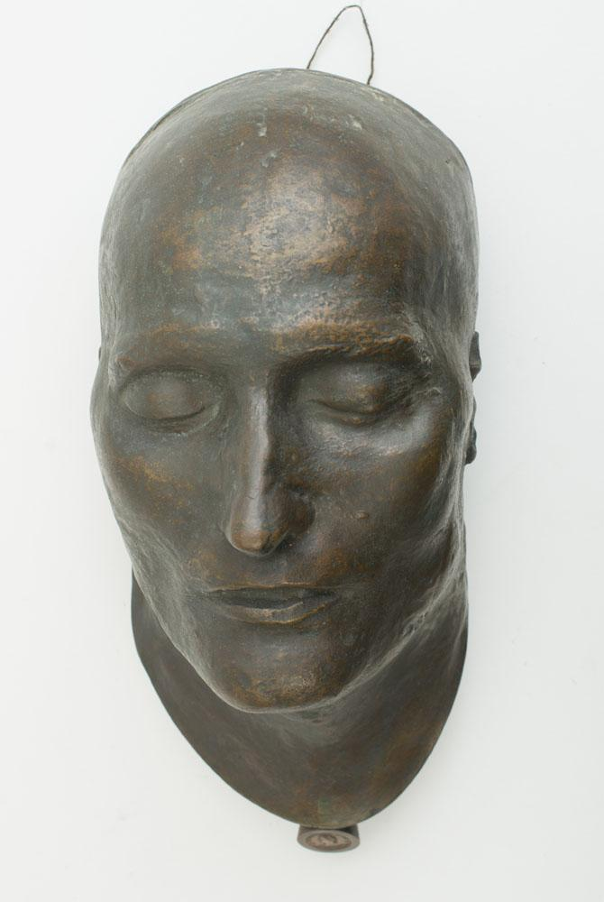 FRANCESCO ANTOMMARCHI (c. 1780-1838): DEATH MASK OF NAPOLEON