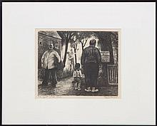 PEGGY BACON (1895-1987): THE SIGHTS OF THE TOWN