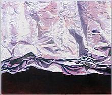 ARTHUR CADY (1920-1983): VENICE CURTAIN NO. 2; AND VENICE CURTAIN
