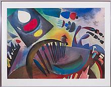 KEITH CROWN (1918-2010): MANHATTAN BEACH PIER