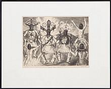 HELEN FARR (1911-2005): APACHE DEVIL DANCE