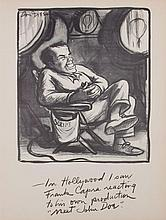 DON FREEMAN (1908-1978): IN HOLLYWOOD I SAW FRANK CAPRA