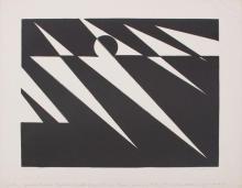HELEN GERARDIA (1903-1988): LANDSCAPE WITH GREEN