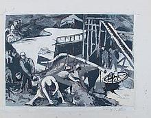 HARRY GOTTLIEB (1895-1922): MINING