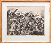 HARRY GOTTLIEB (1895-1992): BOOTLEG MINING