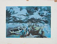 HARRY GOTTLIEB (1895-1992): LONG ISLAND MEMORY