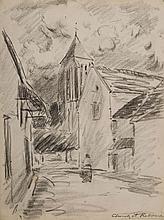 ATTRIBUTED TO BERNARD GUTMANN (1869-1936): SKETCHBOOK STUDIES
