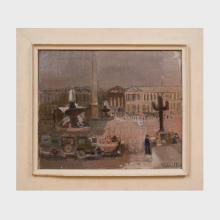 Raymond Kanelba (1897-1960): Place de la Concorde