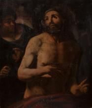 ATTRIBUTED TO GIUSEPPE VERMIGLIO (1585-c.1635): CHRIST AND SAINT MARY MAGDALENE