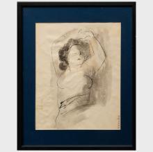 Rajmund Kanelba (1897-1960): Reclining Figure