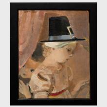 Rajmund Kanelba (1897-1960): Pilgrim Girl