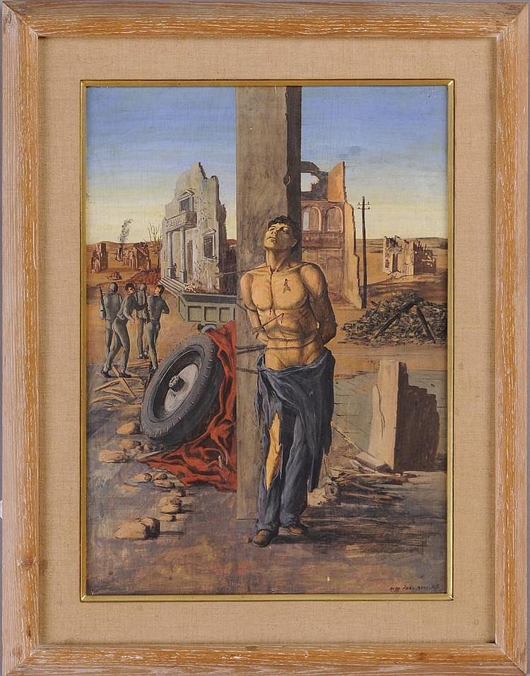 ALDO PAGLIACCI (ITALIAN, 1913-1991):