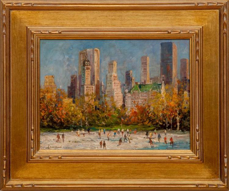American School: Central Park