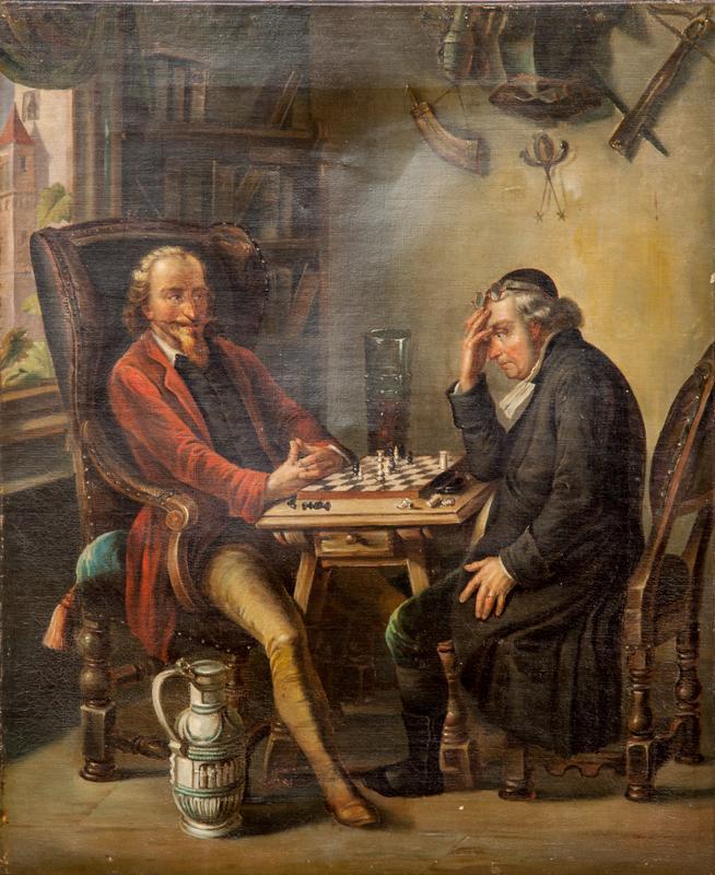 European School: The Chess Game