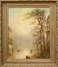 JAMES SALT (1850-1903): VENICE