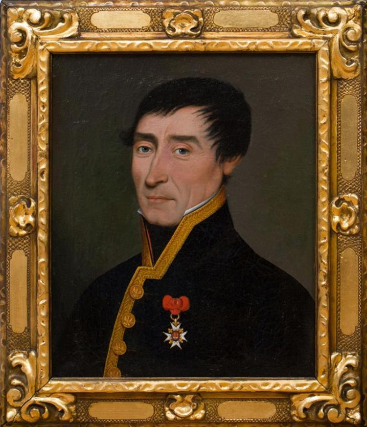 FRENCH SCHOOL: PORTRAIT OF A GENERAL