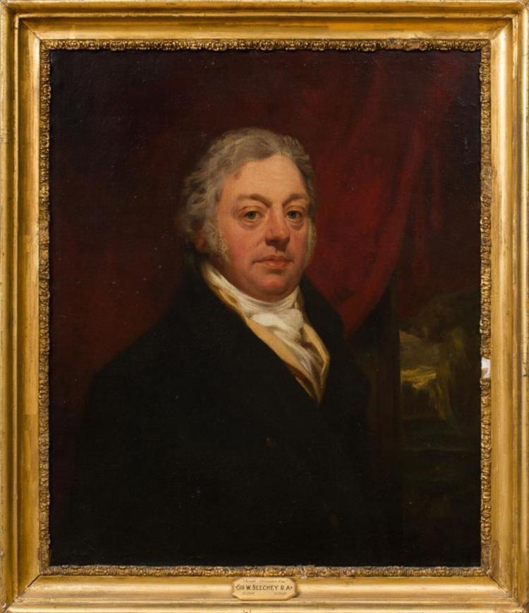 SIR WILLIAM BEECHEY (1753-1839): PORTRAIT OF JOSEPH GREAVES
