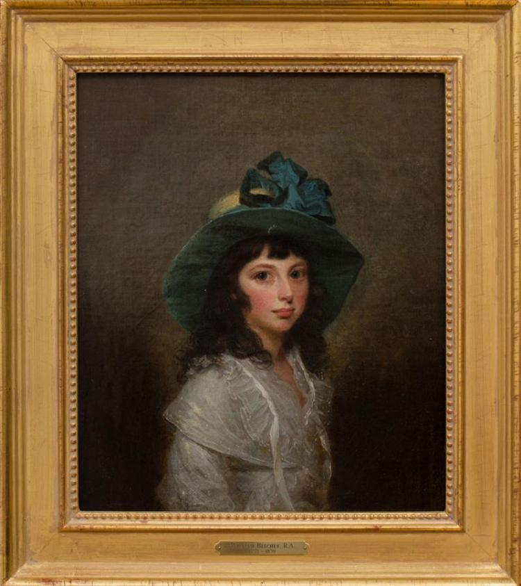 ATTRIBUTED TO SIR WILLIAM BEECHEY (1753-1839): PORTRAIT OF LADY DUCIE