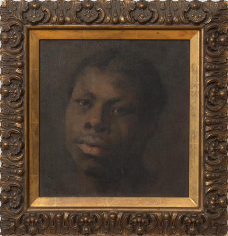 DE COST SMITH (1864-1939): PORTRAIT OF A MAN