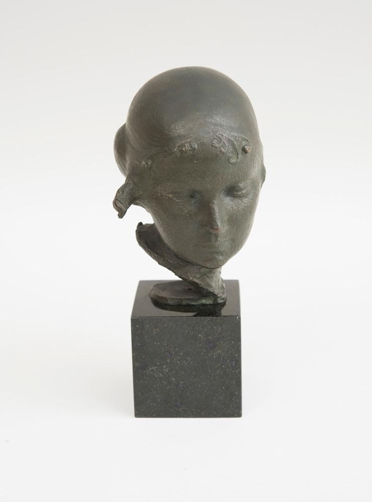 CARL PAUL JENNEWEIN (1890-1978): HEAD OF A WOMAN