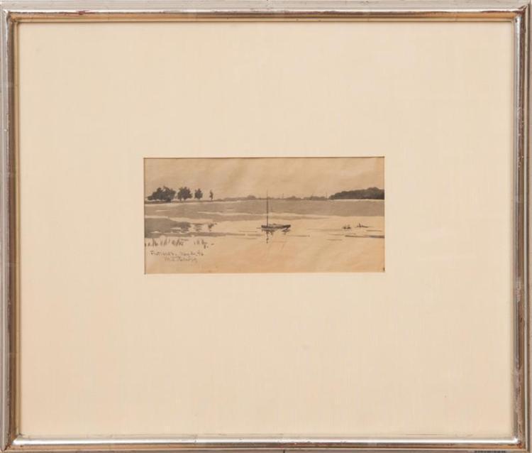 MARGARET PATTERSON (1867-1950): FLATLANDS