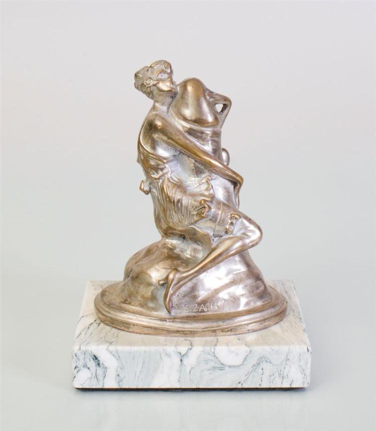 BRUNO ZACH (1891-1945): LA CARESSE