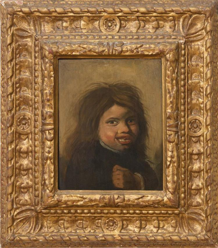 NORTHERN EUROPEAN SCHOOL: PORTRAIT OF A YOUNG BOY